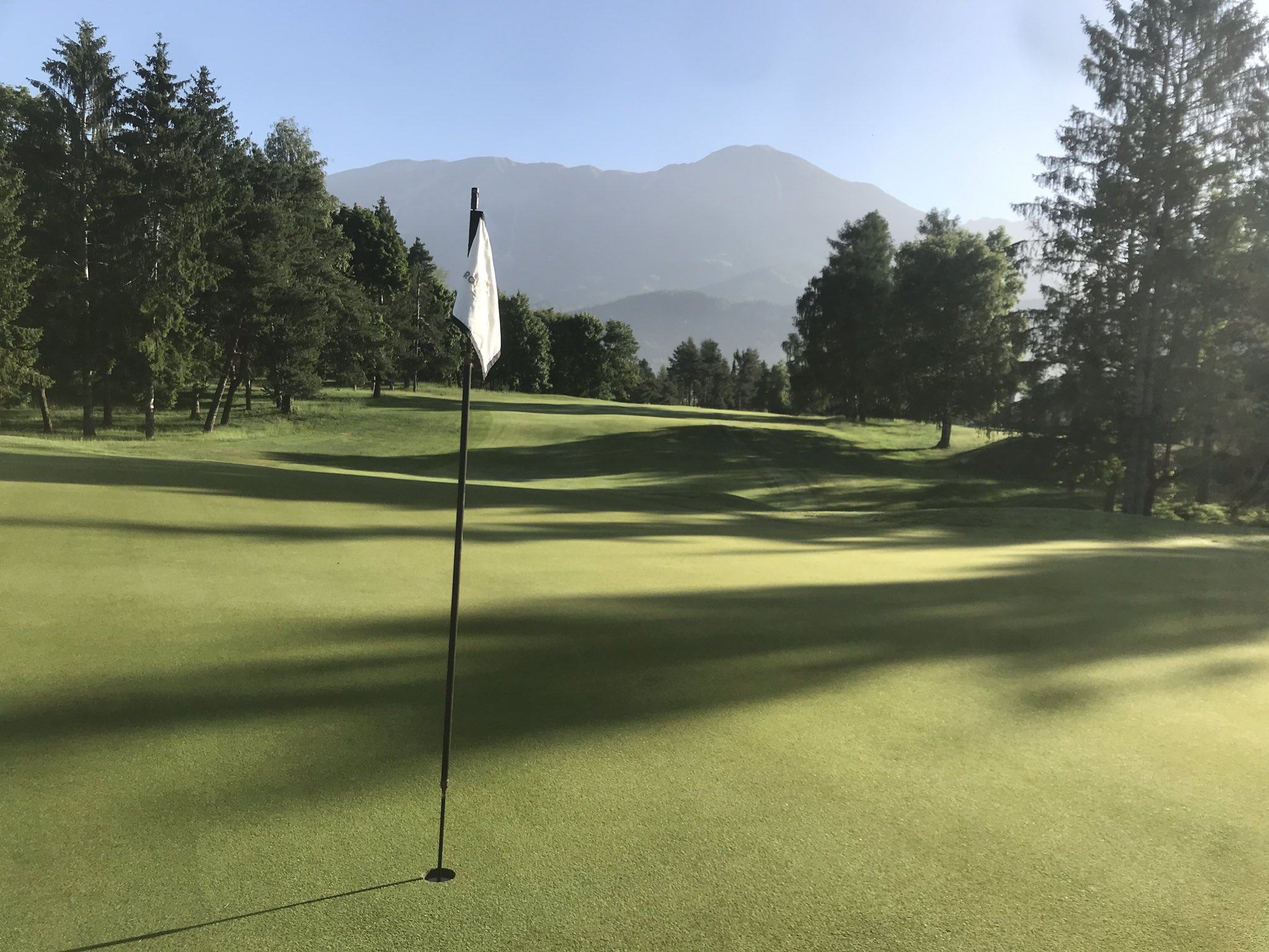 Royal Bled Golf Club, Slovenia